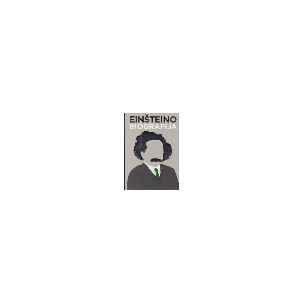 Einšteino biografija/ Clegg B.