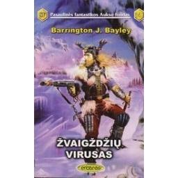 Žvaigždžių virusas (341)/ Bayley Barrington J.