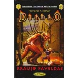 Diablo: kraujo paveldas (370)/ Knaak Richard A.