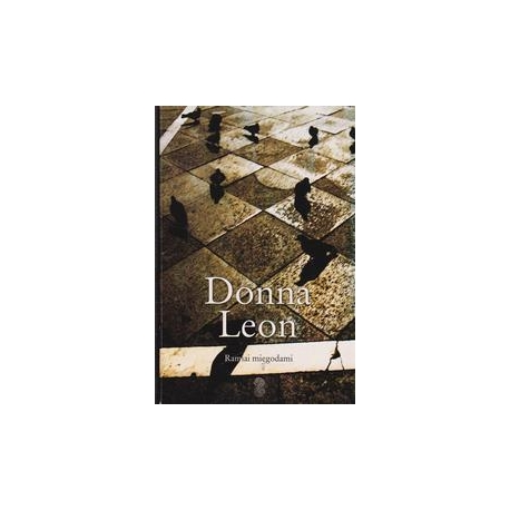 Ramiai miegodami/ Leon D.
