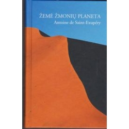 Žemė žmonių planeta/ Antoine de Saint-Exupery