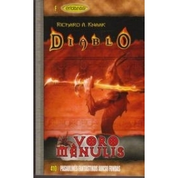 Diablo. Voro mėnulis (410)/ Knaak Richard A.