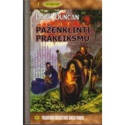 Paženklinti prakeiksmu (434)/ Duncan D.