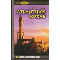 Atlantidos kodas (447)/ Cussler C.