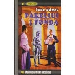 Pakeliui į fondą (467)/ Asimov I.