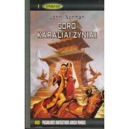 Goro karaliai žyniai (488)/ Norman J.