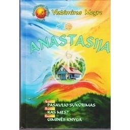 Anastasija (4, 5, 6 knygos)/ Megre Vladimiras