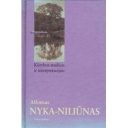 Alfonsas Nyka-Niliūnas: kūrybos studijos ir interpretacijos/ Žukas S.