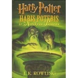 Haris Poteris ir netikras princas/ Rowling J. K.