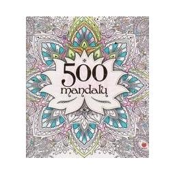 500 mandalų