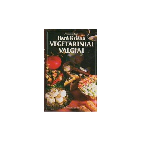 Harė Krišna vegetariniai valgiai/ Adiradža dasa