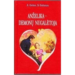 Anželika-demonų nugalėtoja/ Golon Ana, Golon Seržas