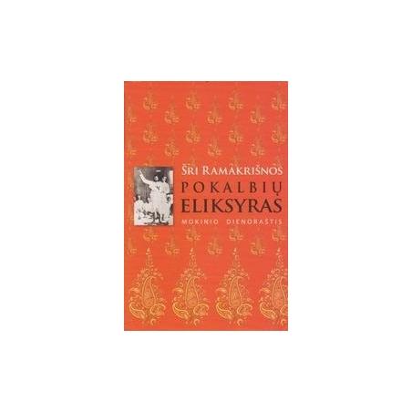 Šri Ramakrišnos pokalbių eliksyras