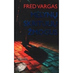 Mėlynų skritulių žmogus/ Vargas F.