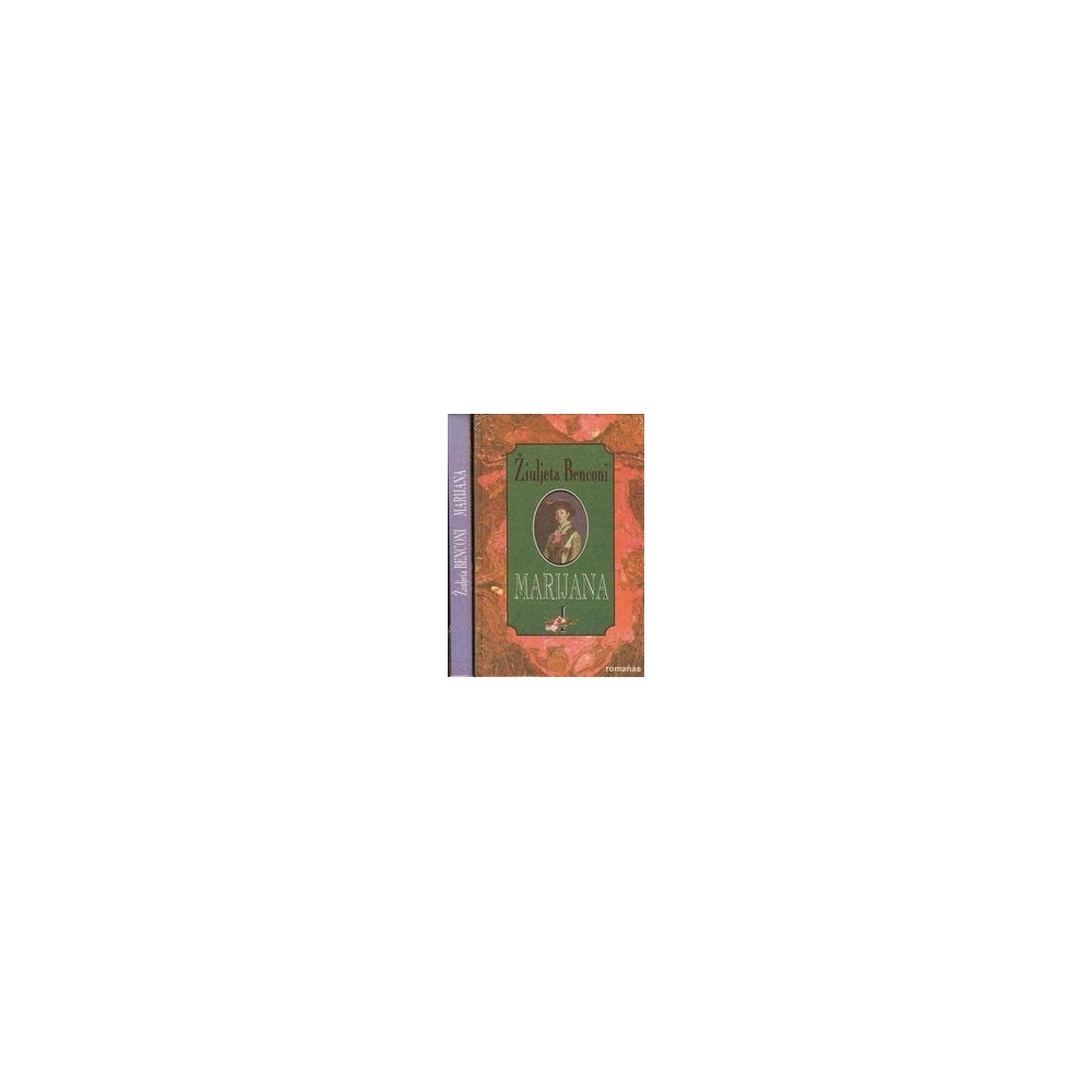 Marijana (2 knygos)/ Benconi Ž.