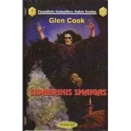 Sidabrinis smaigas (271)/ Cook G.