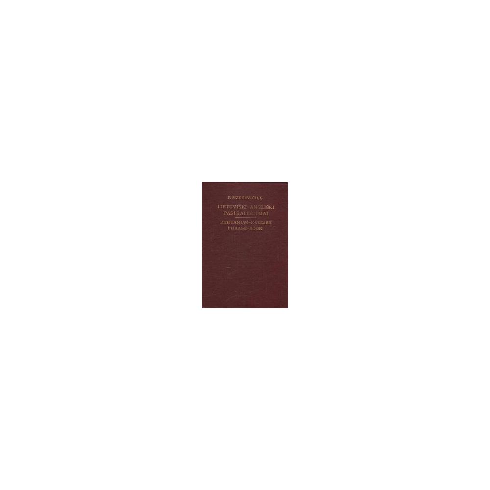 Lietuvi ški-angliški pasikalbėjimai/ Svecevičius B.