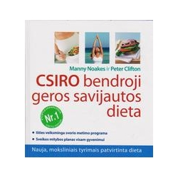 CSIRO bendroji geros savijautos dieta/ Noakes M., Clifton P.
