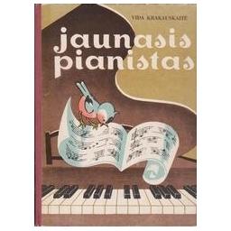 Jaunasis pianistas/ Krakauskaitė V.
