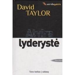Atvira lyderystė/ Taylor D.