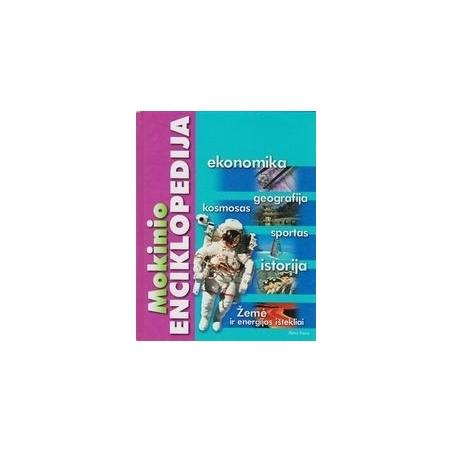 Mokinio enciklopedija (II dalis)/ Van Walleghem I.