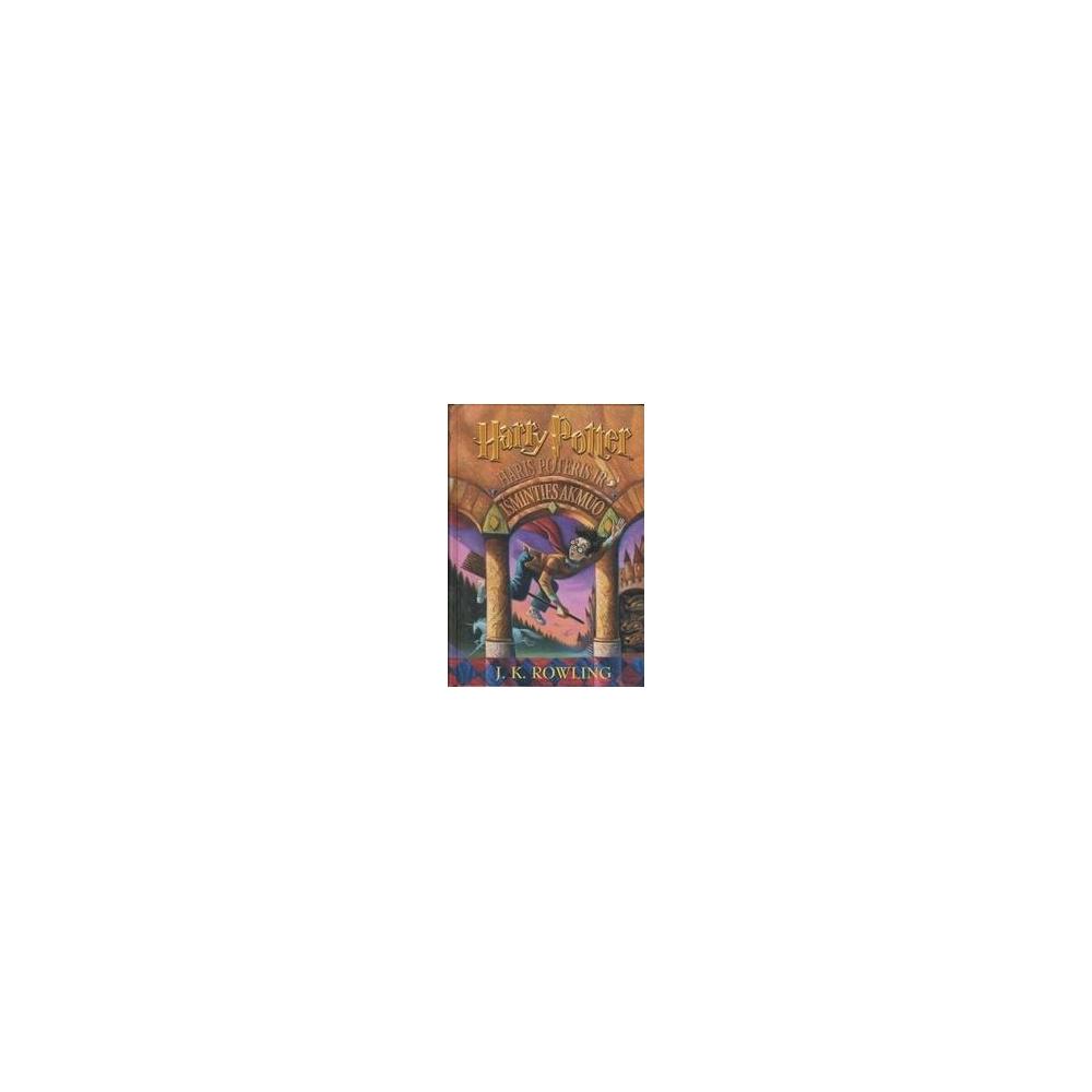 Haris Poteris ir Išminties akmuo/ Rowling J. K.