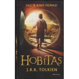 Hobitas/ Tolkien J. R. R.