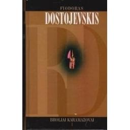 Broliai Karamazovai (I tomas)/ Dostojevskis F.