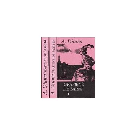 Grafienė de Šarni (3 dalys)/ Diuma A.
