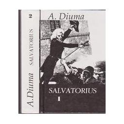 Salvatorius (2 knygos)/ Diuma Aleksandras