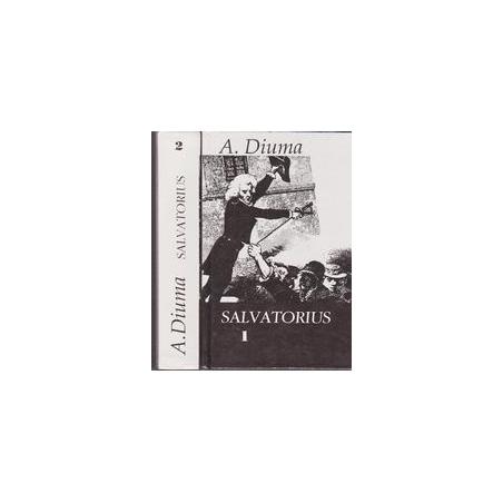 Salvatorius (2 knygos)/ Diuma A.