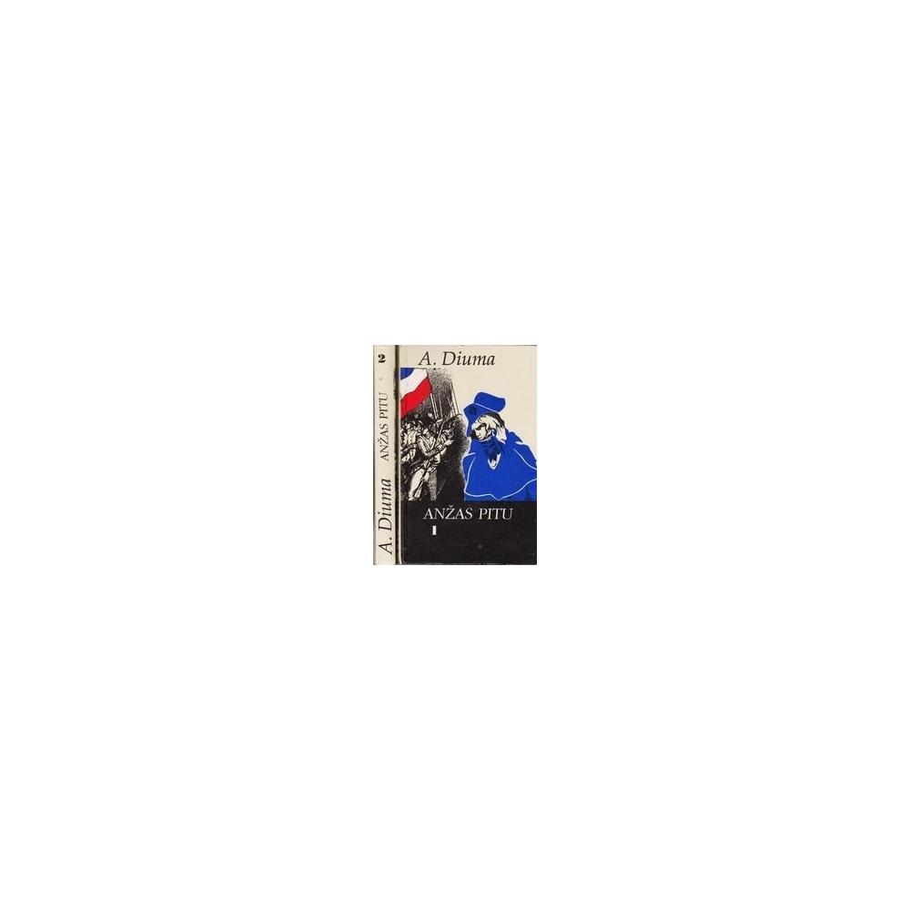 Anžas Pitu (2 tomai)/ Diuma Aleksandras