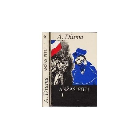 Anžas Pitu (2 tomai)/ Diuma A.