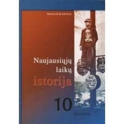 Naujausiųjų laikų istorija. 10 kl./ Kasperavičius A., Jokimaitis R.