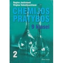 Chemijos pratybos 9 klasei/ Jasiūnienė R,