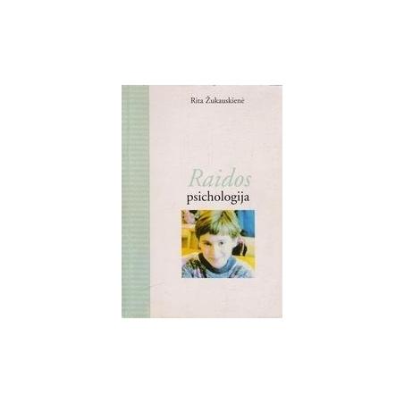 Raidos psichologija/ Žukauskienė R.