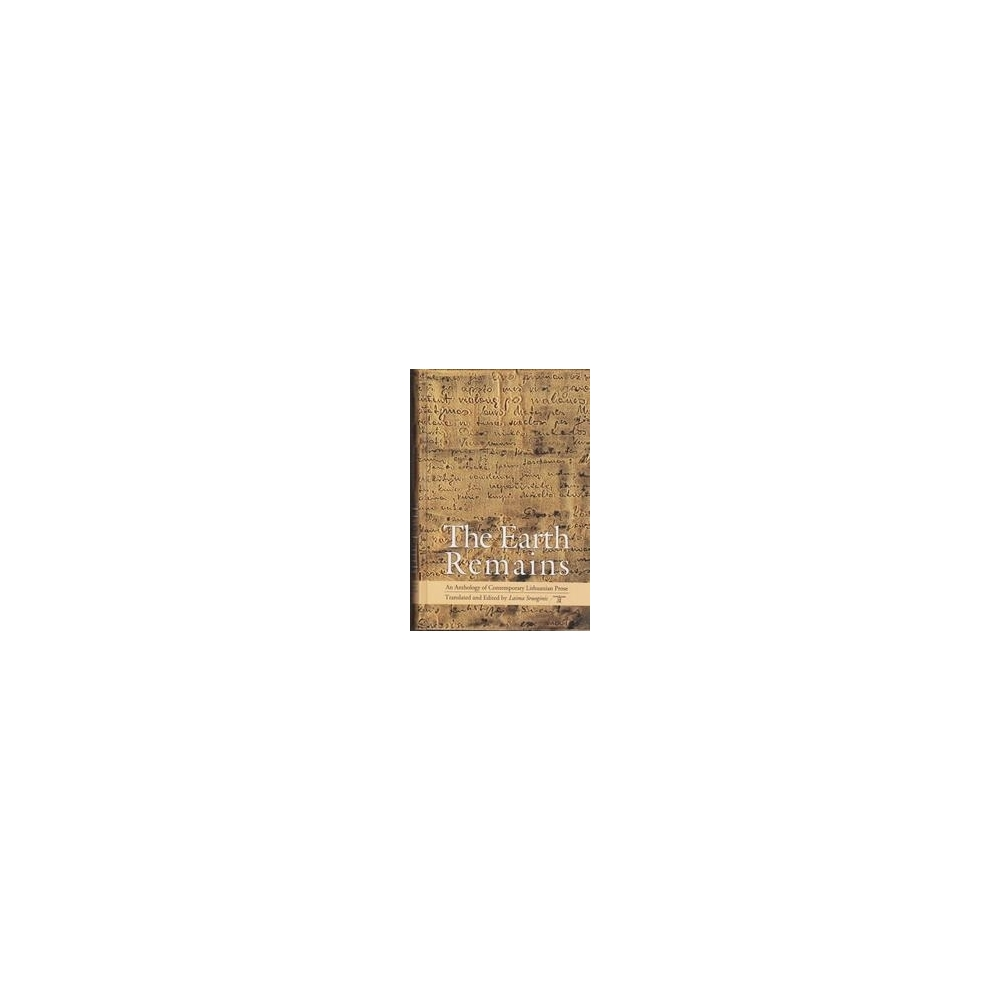 The Earth Remains/ Sruoginis L.