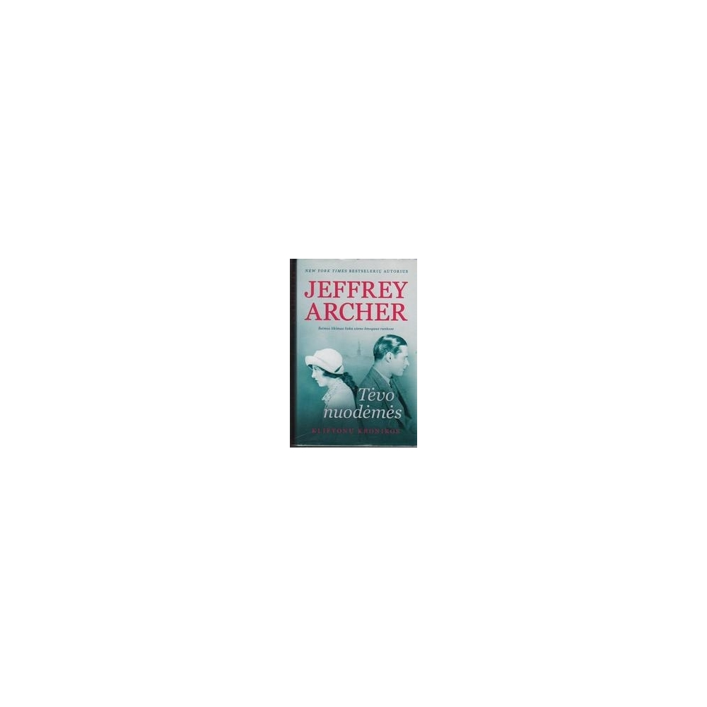 Tėvo nuodėmės/ Archer J.