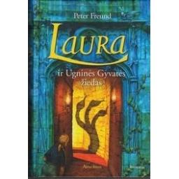 Laura ir ugninės gyvatės žiedas/ Freund P.