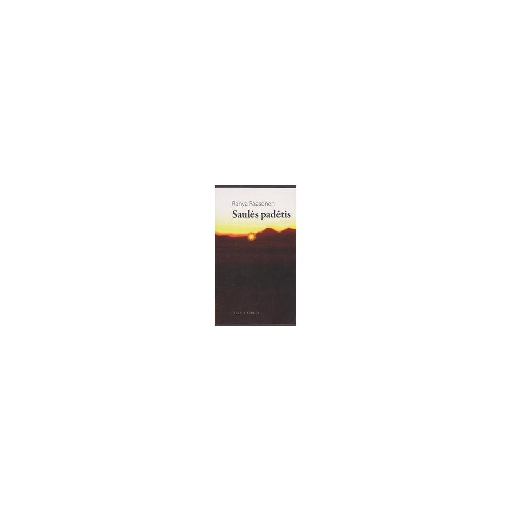 Saulės padėtis/ Paasonen R.