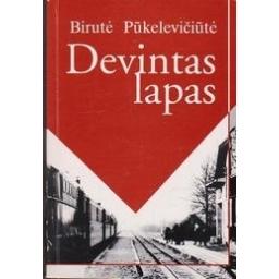Devintas lapas/ Pūkelevičiūtė B.