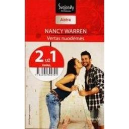 Vertas nuodėmės. Viengungiai 3 kn./ Warren Nancy