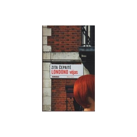 Londono vėjas/ Čepaitė Zita