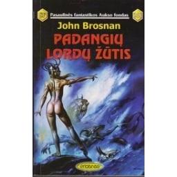 Padangių lordų žūtis (268)/ Brosnan J.