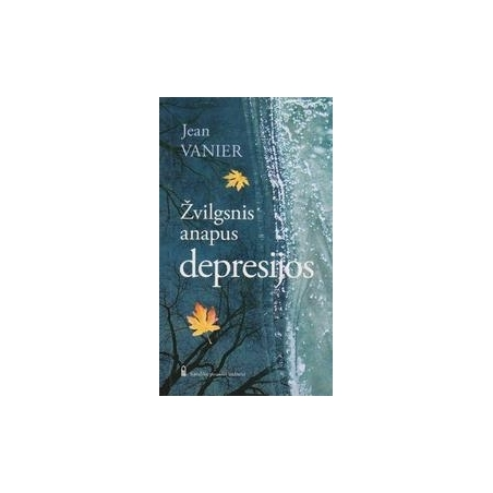 Žvilgsnis anapus depresijos/ Jan Vanier