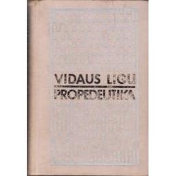 Vidaus ligų propedeutika/ Marcinkevičius M.