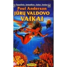 Jūrų valdovo vaikai (96)/ Anderson Poul