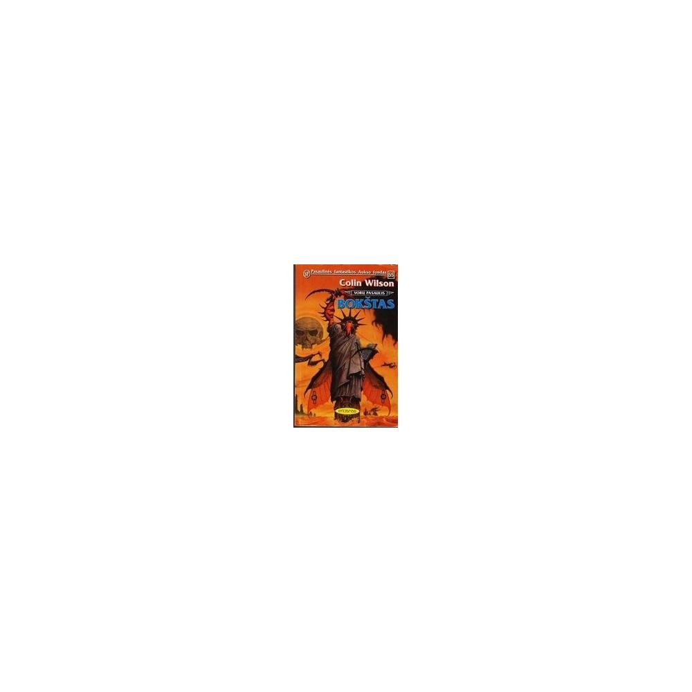 Bokštas. Vorų pasaulis (55)/ Wilson Colin