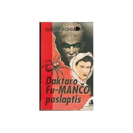 Daktaro Fu-Mančo paslaptis/ Rohmeris S.
