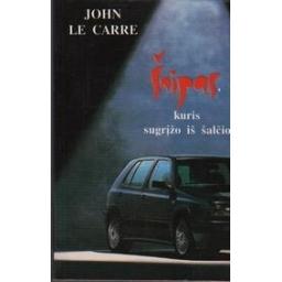 Šnipas, kuris sugrįžo iš šalčio/ Le Carre J.